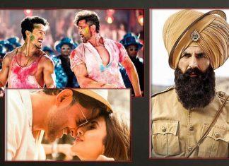 Koimoi Bollywood Music Countdown September 2019 RESULTS: Hrithik Roshan & Tiger Shroff's War Makes A Direct Entry In Top 3
