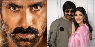 Krack: Ravi Teja & Shruti Haasan Starrer Action Thriller Launched With Muhurat Pooja