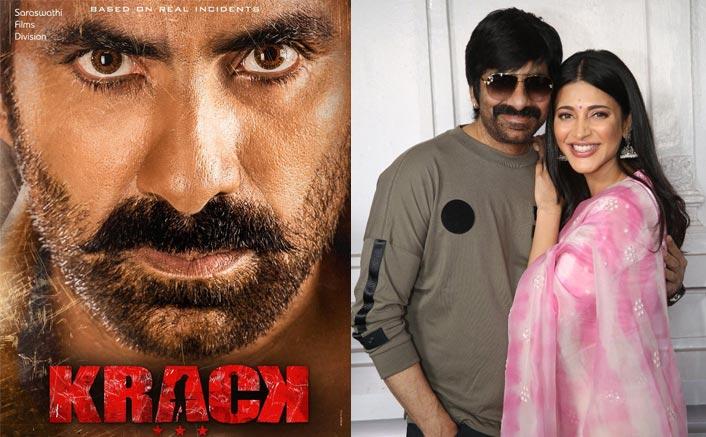 Krack: Ravi Teja & Shruti Haasan Starrer Action Thriller Launched With Muhurat Pooja
