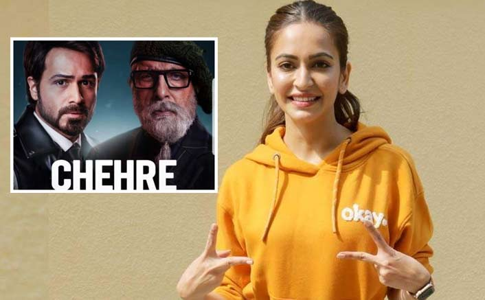 """Kriti Kharbanda: """"Because Of Prior Commitments Of Dates, I Had To Leave 'Chehre'"""""""