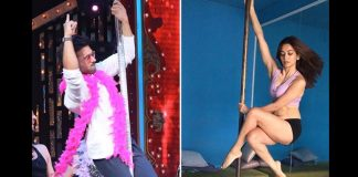 Kriti Kharbanda looks super-hot in pole dancing pic