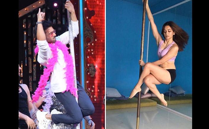 Kriti Kharbanda looks super-hot in pole dancing pic