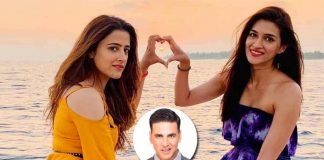 Kriti Sanon Spills The Beans About Akshay Kumar Helping Sister Nupur Sanon Get Work In The Industry