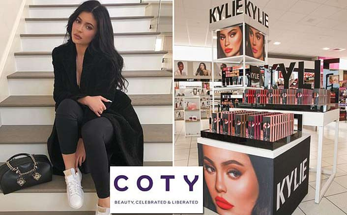 WHAT! Beauty Mogul Kylie Jenner Sells 51% Stake In Her Kylie Cosmetics For $600 Million To Coty
