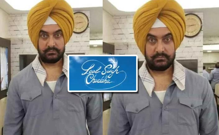 Laal Singh Chaddha Motion Logo OUT! Aamir Khan Makes A Peacefully Chaotic Announcement