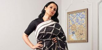 ladies-take-notes-from-kangana-ranaut-on-how-to-rock-a-black-saree-like-a-boss