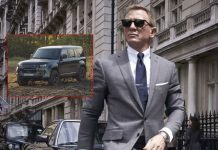Land Rover's Defender to make appearance in Bond film