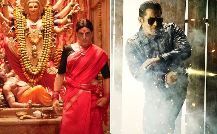 Laxmmi Bomb Vs Radhe: Akshay Kumar & Salman Khan Will Clash At The Box Office After All!