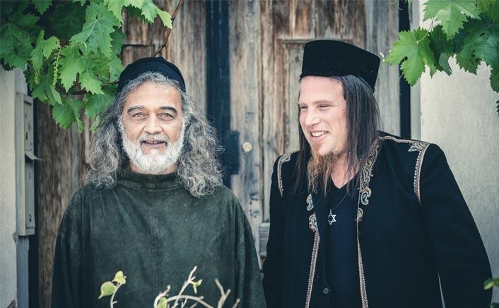 Lucky Ali unveils new song with Israeli rocker Eliezer Botzer
