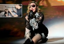 Madonna Leave The Internet Shaken By Taking An Ice Bath At 3 AM And Drinking Urine To Cure A Bruise