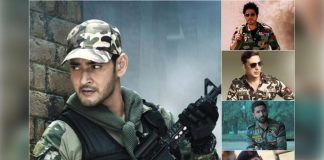 *Mahesh Babu is acing the role of Men in Uniform, here's a list of actors who have nailed the military look!*