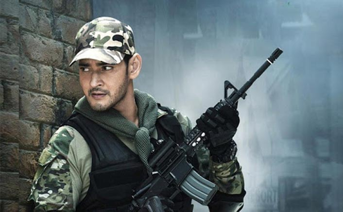 *Mahesh Babu's swag as an army officer in his latest movie is breaking the internet!*