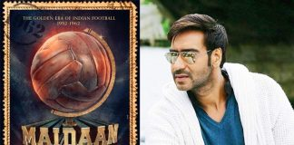 Maidaan To Be Ajay Devgn's First Multi-Lingual Film