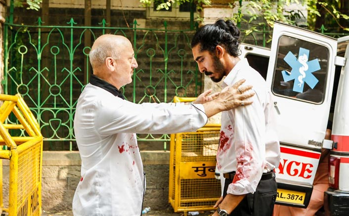 *Makers of Dev Patel and Anupam Kher starrer Hotel Mumbai, met real life survivors for over 6 months before begin filming*