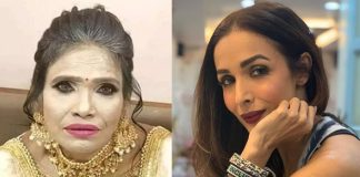 Malaika Arora Trolled For Her Makeup; Gets Compared To Ranu Mondal