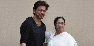 Mamata wishes Bengal brand ambassador SRK on birthday