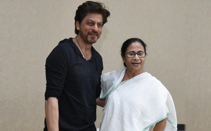 Mamata Banerjee's Birthday Wish For Charming Brother Shah Rukh Khan Is All About The Kolkata Vibes