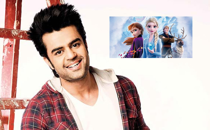 Maniesh Paul joins 'Frozen' universe