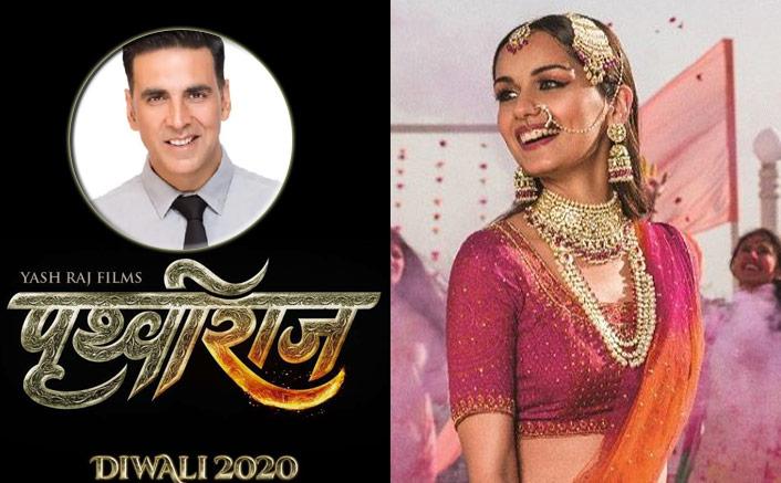 Manushi Chillar to star opposite Akshay Kumar in 'Prithviraj'