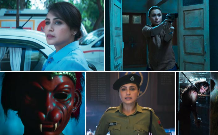 Mardaani 2 Trailer: Rani Mukerji Shows Us The Horrifying Reality & It's Not For The Faint-Hearted