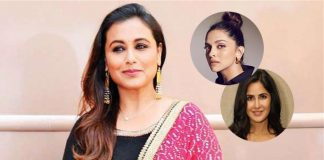 Mardaani Rani Mukerji Wants To Do Charlie's Angels With Katrina Kaif & Deepika Padukone