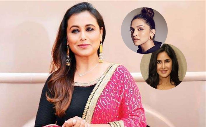 Deepika Padukone, Katrina Kaif should remake Charlies Angels, says Rani Mukherjee