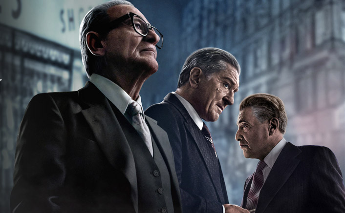 Martin Scorsese's THE IRISHMAN starring Robert De Niro, Al Pacino & Joe Pesci