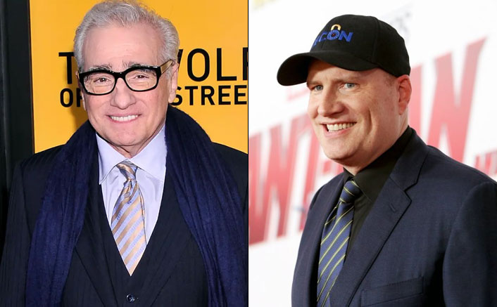 Marvel's Kevin Feige: Scorsese's superhero movie snub 'unfortunate'