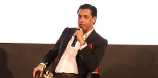 Masterclass on Master's Social Perspective by National Award Winner and Padma Shri Awardee Madhur Bhandarkar held at the 50th edition of IFFI