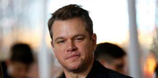 Matt Damon stepped on a python in Chris Hemsworth's home turf
