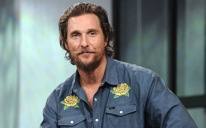 Matthew McConaughey's near-death encounter with a snake