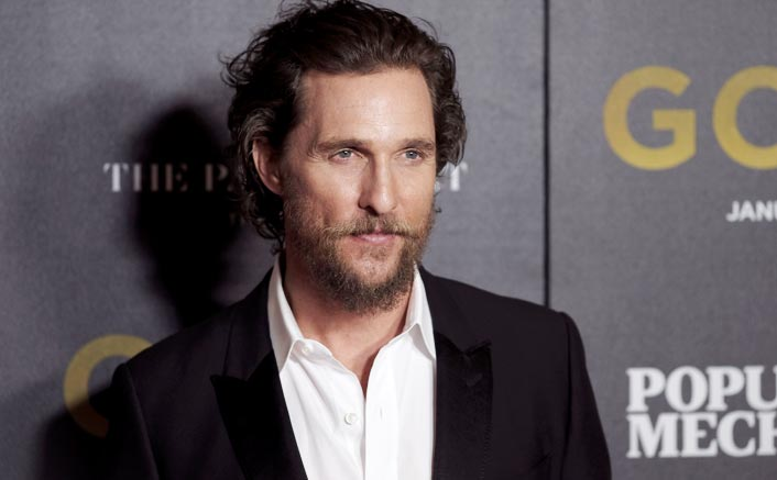 Matthew McConaughey Turns Chef For Firefighters Working On California Wildfires
