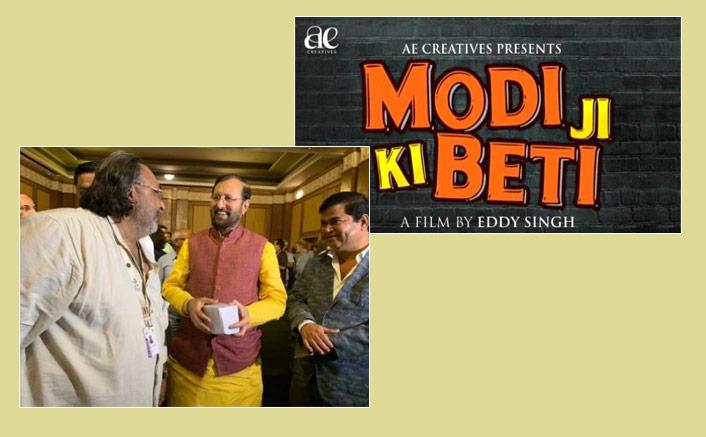 Modi Ji Ki Beti: Eddy Singh's Directorial Debut Gathers Steam At An Ongoing Film Bazaar In Goa