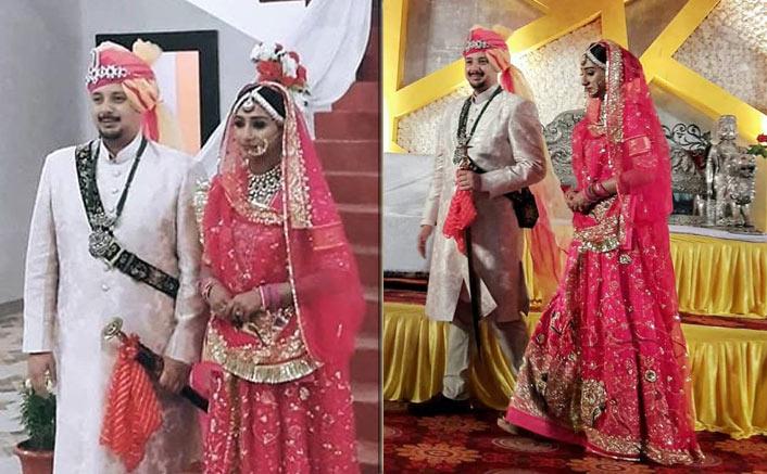 Mohena Kumari Bids Adieu To Her Royal House With A Beautiful Reception In Rewa