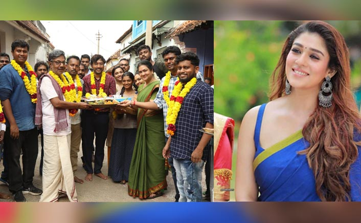 Mookuthi Amman: Nayanthara's Spiritual Film Goes On Floors