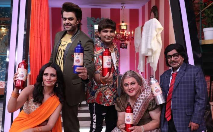 Movie Masti with Maniesh Paul goes Plastic free!