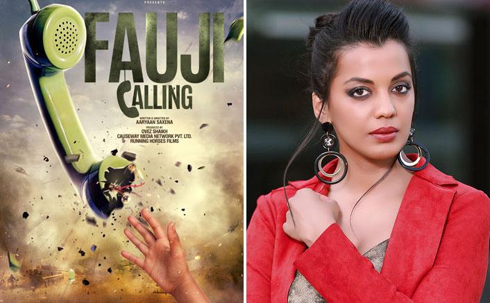 Mugdha Godse Talks About The Major Twist In Her Next Fauji Calling