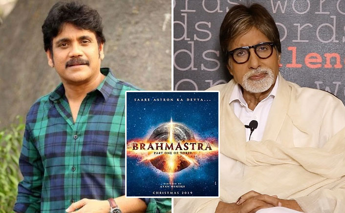 Nagarjuna To Play THIS Interesting Character In Brahmastra As He Reunites With Amitabh Bachchan After Decades