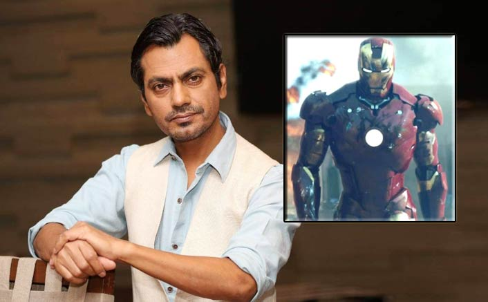 Nawazzuddin Siddiqui Says Superhero Films Like Iron Man Are For Kids