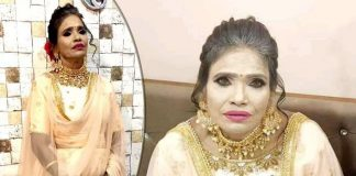 From 'Lady Joker' To 'Endorse Fairness Creams' - Ranu Mondal's Makeup Transformation Turns Talk Of The Town!