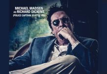 Nishabdam: Hollywood Actor Michael Madsen's First Look From The Crime Thriller