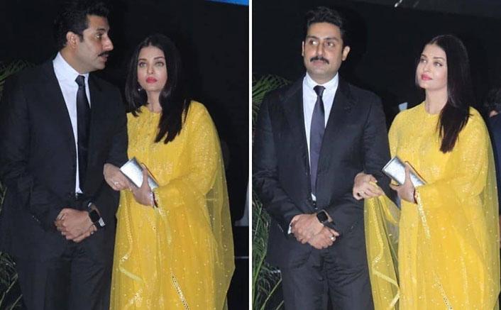 Opt For Aishwarya Rai Bachchan's Yellow Suit To Make Heads Turn This Wedding Season