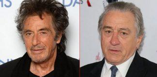 Pacino opens up on his bond with Robert De Niro