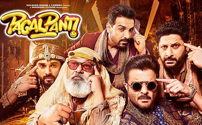 Pagalpanti Box Office Updates: Doesn't Do Well In Its First Week