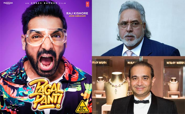Pagalpanti: The Film Has A Vijay Mallya, Nirav Modi & A Patriotic Connection, Click To Know-How