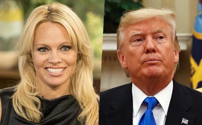 Pamela Anderson Asks Donald Trump To Allot Presidential Pardon For Her Friend WikiLeaks Founder Julian Assange