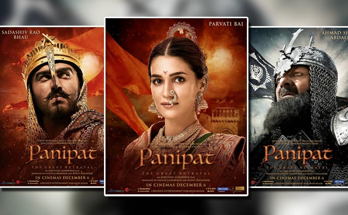 Panipat Posters On 'How's The Hype?': BLOCKBUSTER Or Lacklustre? VOTE NOW!