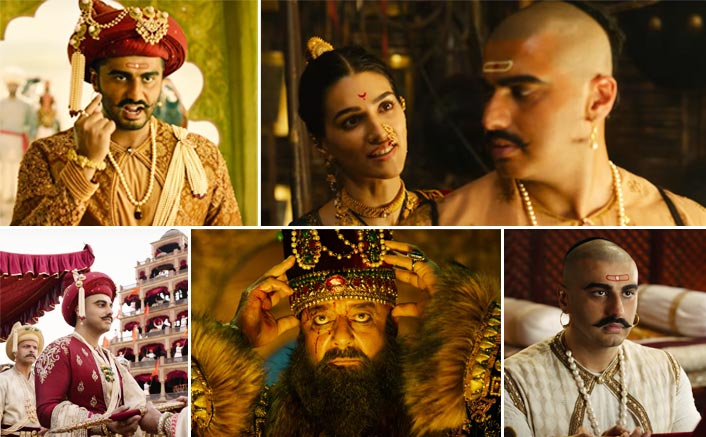 Panipat Trailer Review: This Film Of War Between Sadashiv Rao Bhau & Ahmad Shah Abdali Seems To Have Some Issues But Still Looks Exciting