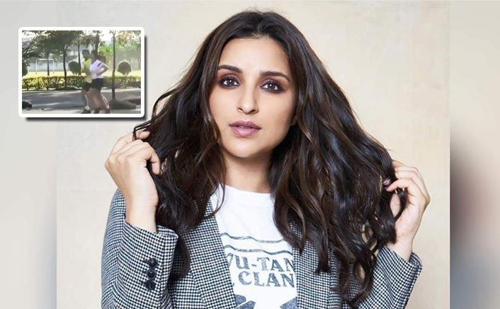 Saina Nehwal Biopic: Video Of Parineeti Chopra Shooting For A Sequence Goes VIRAL!