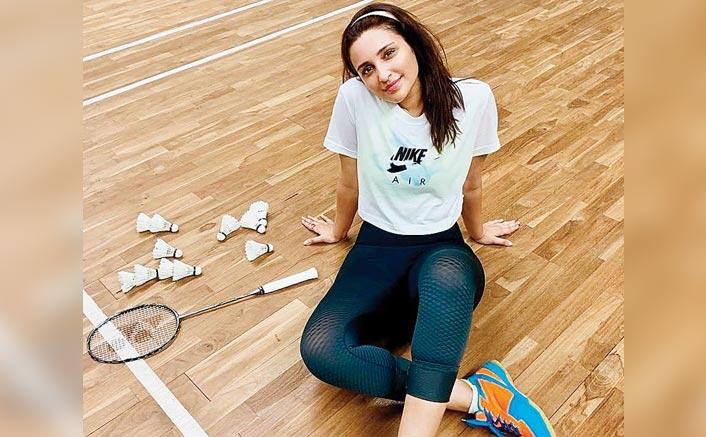 Saina Nehwal Biopic: Parineeti Chopra Is Back To Badminton Court After Injury
